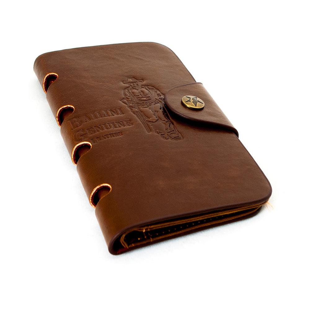00c3491e5248 Купить за 5 490 тг. Портмоне для нагрудного кармана мужское BAILINI ...