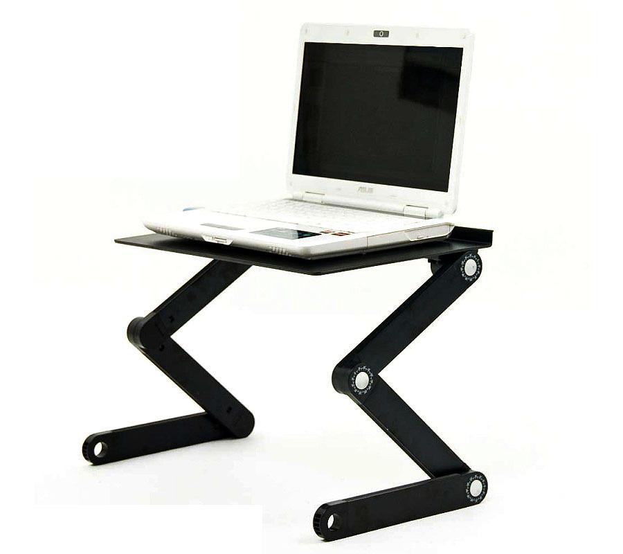 Столик складной для ноутбука laptop аппарат вакуумной чистки лица отзыв